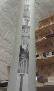Colonne de mémoire de colonnes